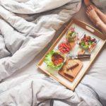 12 bestes Essen vor dem Schlafengehen