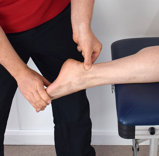 Geschwollene Füße & Knöchel