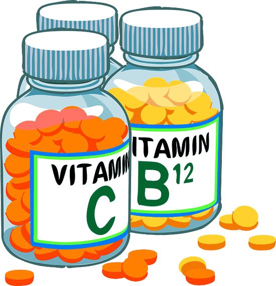 Hohe Vitamin-B12-Symptome