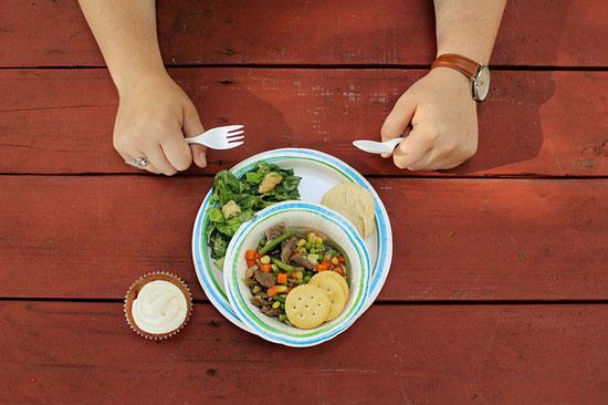 Jeden Tag dasselbe essen - gut oder schlecht