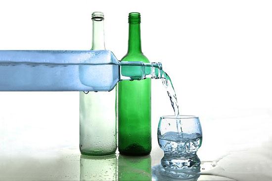 Trinkwasser Gewichtsverlust