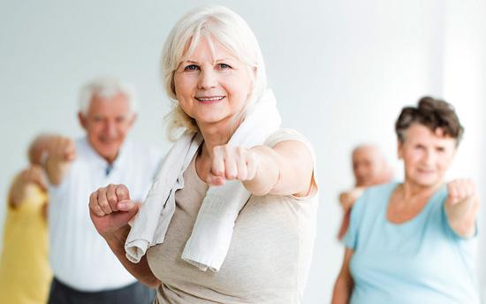 Selbstverteidigung für Senioren - was sollten Sie wissen