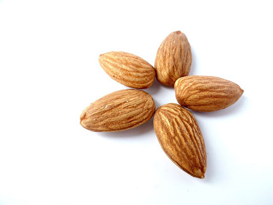 Wo kommen die Mandeln her Top 6 gesunde Mandeln heilende Wirkung