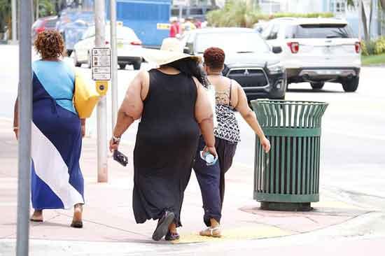 10 Nebenwirkungen von zu viel Fett und wie man verliert