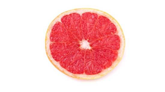 13 erstaunliche gesunde Ernährung Wirkung von Grapefruit (Vitamine, Inhaltsstoffe)