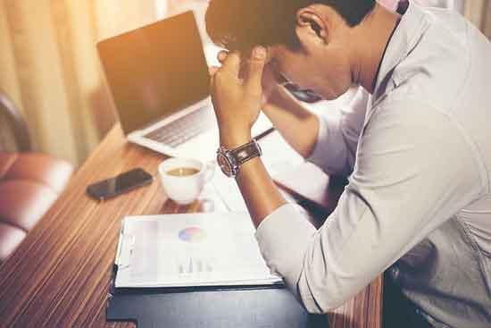 29 Stresssymptome bei Männern (und was zu tun ist)