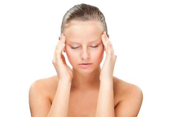 9 Ursachen des Drucks in den Schläfen und deren Behandlung