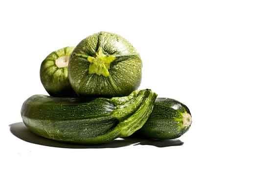 9 gesunde Ernährung Wirkung von Zucchini ungiftig
