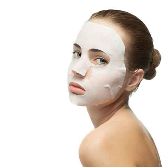 Beste Zeit zum Auftragen der Gesichtsmaske