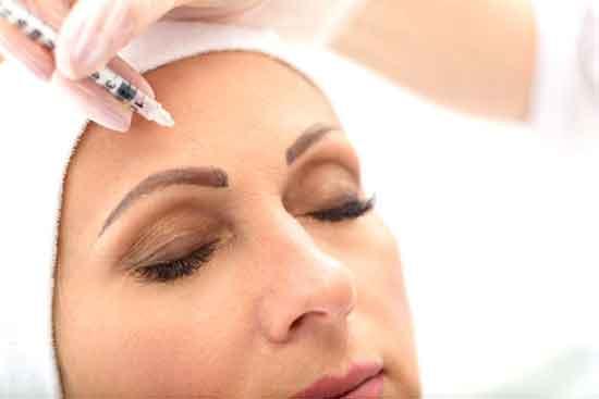 Botox 8 medizinischer Gebrauch behandeln Schwitzen, Kopfschmerzen