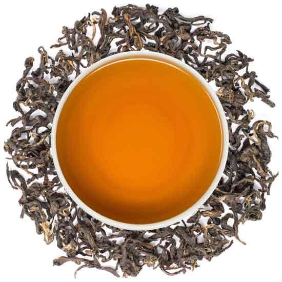 Darjeeling-Tee 11 gesunder Ernährungseffekt