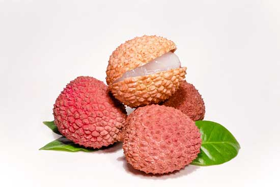 Lychee-Frucht 11 gesunde Ernährungswirkung)