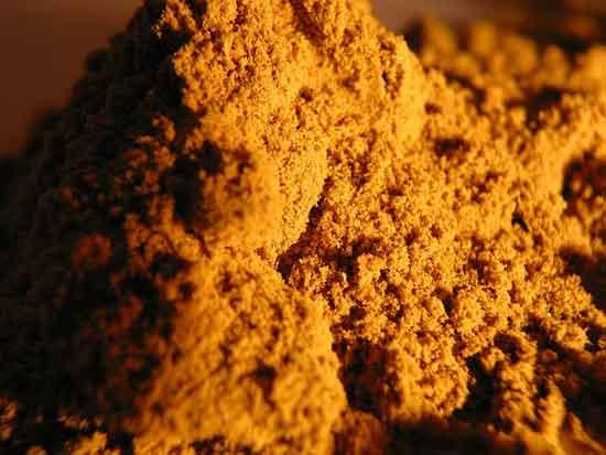 Top 11 gesunde Ernährung Wirkung von Curry-Pulver indisch oder thailändisch