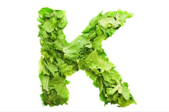 Top 15 der besten Lebensmittel enthalten viel Vitamin K