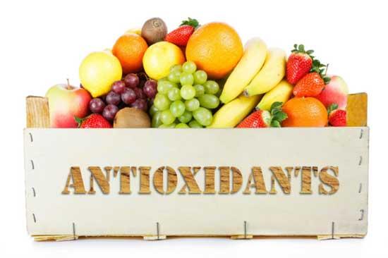 Top 15 gesunde Lebensmittel Liste, die hoch in Antioxidans