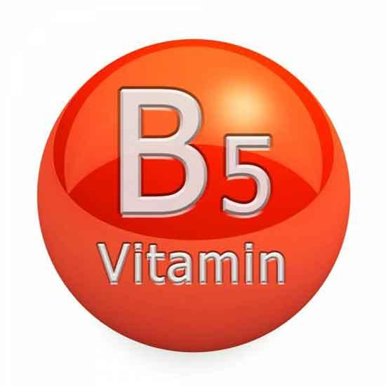 Was ist Pantothensäure (Vitamin B5) 11 gesunde Wirkung