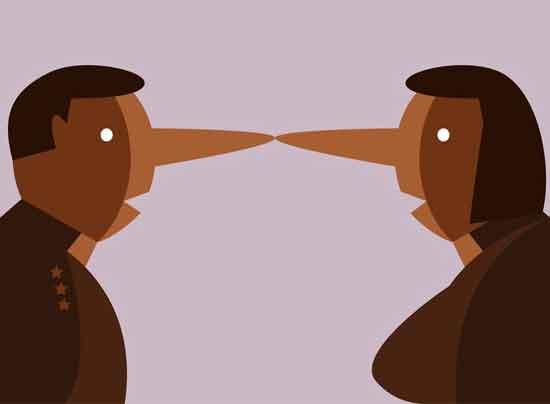 was ist krankhaftes Lügen und wie man es behandelt