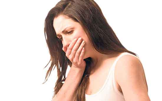 Übelkeit nach dem Essen Ursachen und Behandlung
