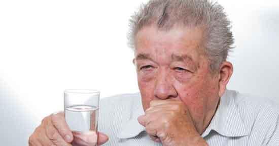 Husten nach dem Essen Grund, Behandlung, Prävention