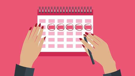 Keine Menstruation, warum (13 Gründe und wie man sie behandelt)