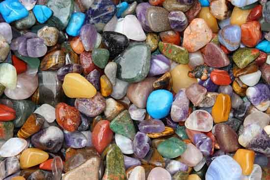 Kristalle wie man reinigt, auflädt, aktiviert