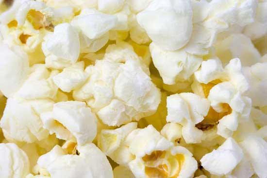 Mikrowellen-Popcorn ohne Mikrowelle
