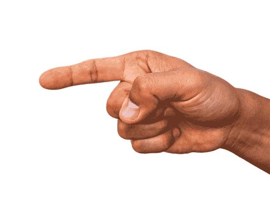 Pilzbefall an Finger oder Hand (Tinea Manuum