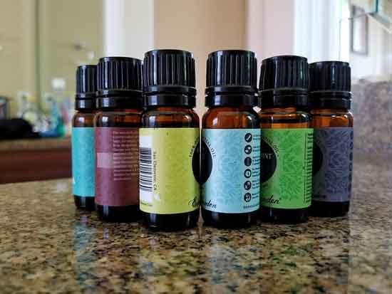 Top 10 ätherische Öle bei Husten und Erkältungen