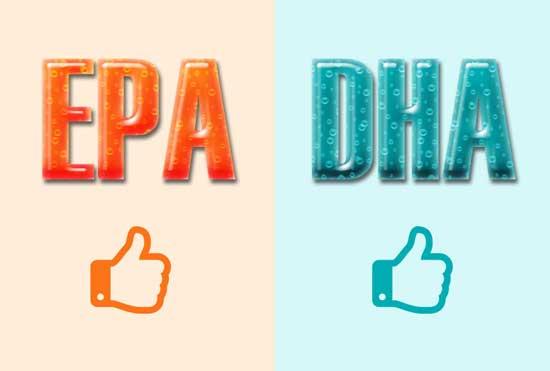 Was ist DHA 12 Wirkung von DHA