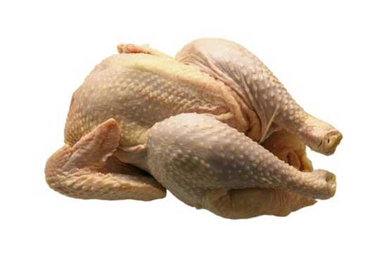 Wie viele Kalorien in Hühnchen