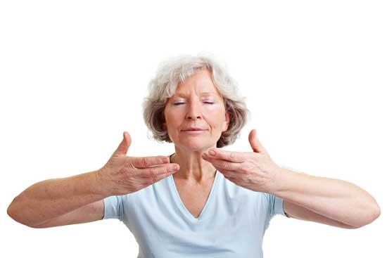 Wirkung der Zwerchfellatmung und des Übens