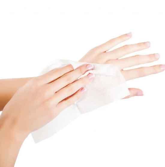 feuchte Hand (Palmarushyperhidrose) Ursachen, Behandlung