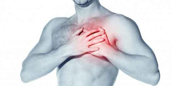 wie man die Verstopfung der Brust schnell beseitigt.