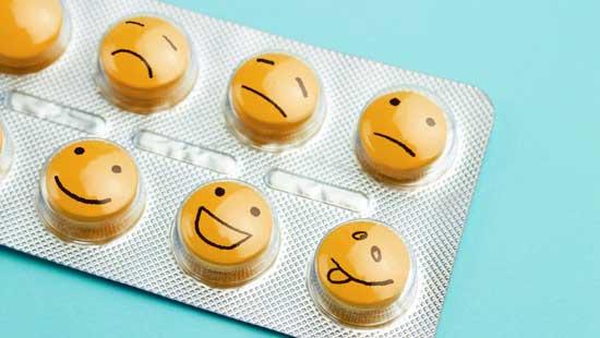 Antidepressivum 33 volle Liste! Wirkung Nebenwirkungen