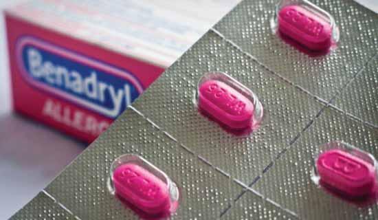 Benadryl (Diphenhydramin) Dosierung, Nebenwirkungen, Erfahrung