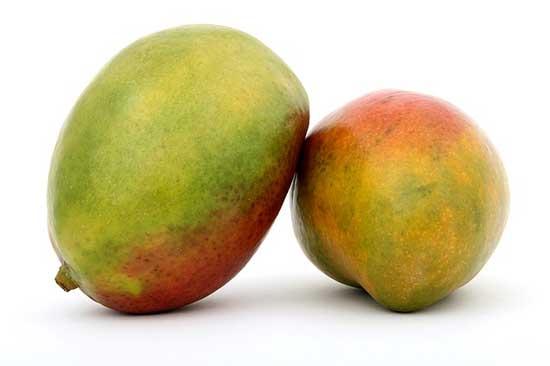 Mango mit Schale essen, gesund oder ungesund