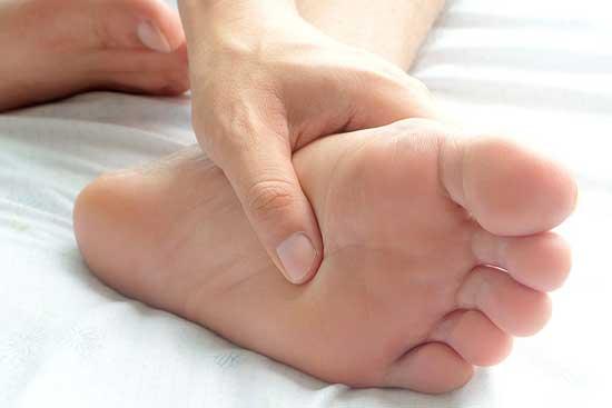 Plantarfasziitis Symptome, Behandlung, Bewegung, Homöopathie