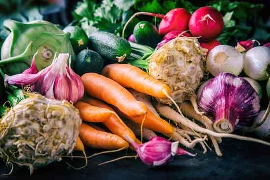 Was sind stärkehaltige Gemüse und Nicht-stärkehaltige Gemüse