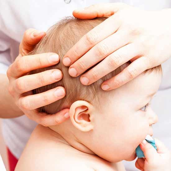 Wie entfernt man Milchschorf beim Baby 5 Heimwege