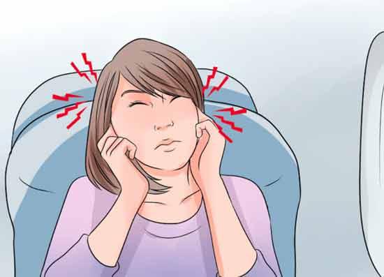 Druck auf den Ohren, Ursache, Hausmittel, Geh nicht weg