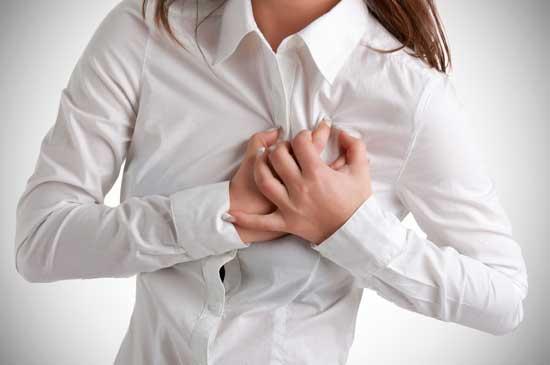 Stechen in der linkenrechten Brust - 17 Ursachen