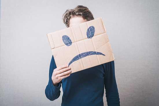 rezidivierende depressive Störung ᐅ Definition, 10 Symptome, Behandlung