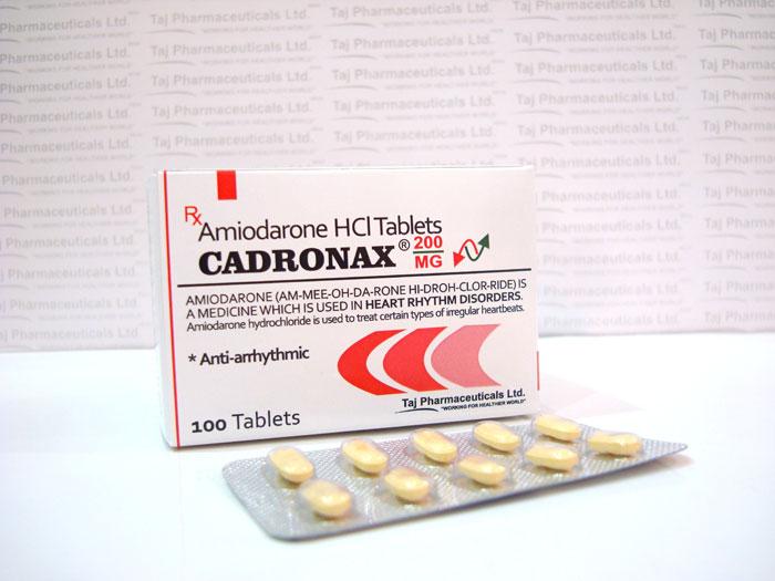 Amiodaron Nebenwirkungen, Dosierung, Verwendungen