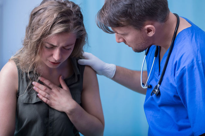 Atelektase Definition, Symptome, Art, Ursachen und Behandlung