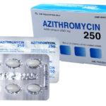 Azithromycin: Nebenwirkungen, Dosierung, Verwendungen