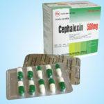 Cephalexin: Nebenwirkungen, Dosierung, Anwendung