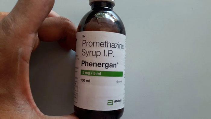 Promethazin Nebenwirkungen, Dosierung, Verwendungen