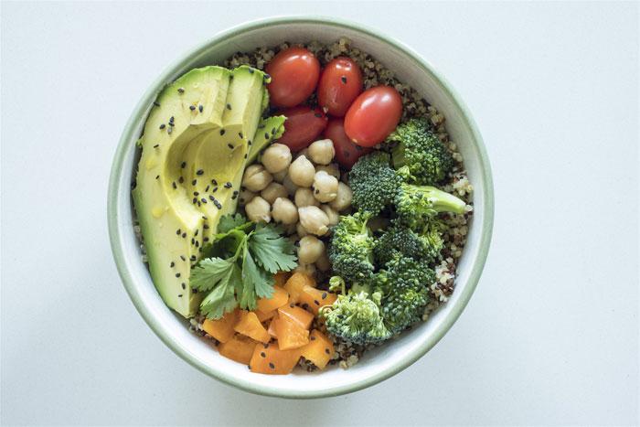 Vegetarische Ernährung kann für uns noch besser sein, als wir dachten.