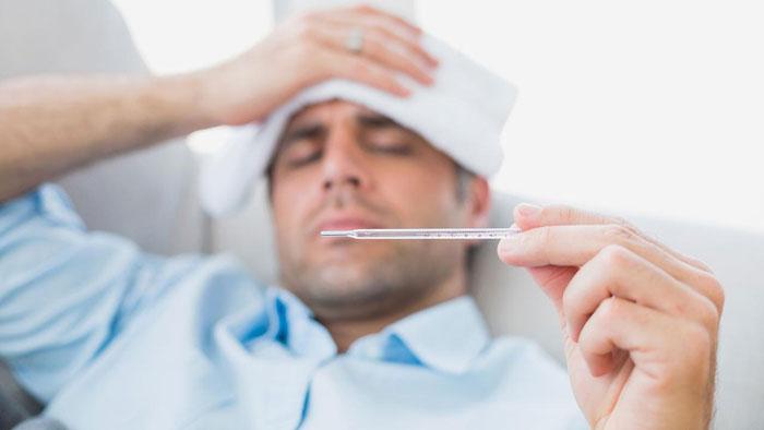 Was sind die frühen Symptome der Grippe
