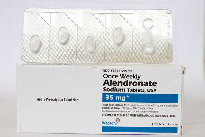 Alendronat - Nebenwirkungen, Dosierung, Anwendungen